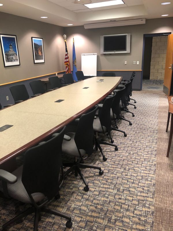Ardmore Convention Center - Michelin Board Room